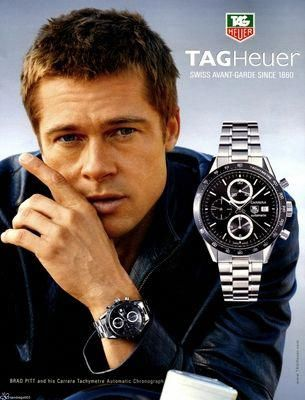 Brad Pitt poster, mousepad, t-shirt, #celebposter #mygirlfriend'sselection