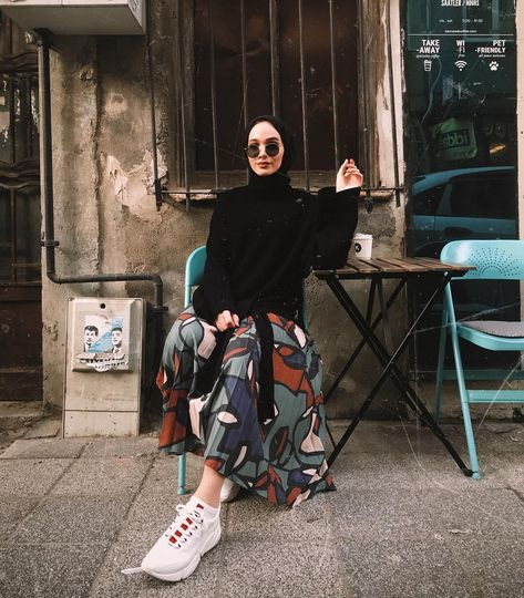 صور جديده لملابس محجبات عصريه , ستايلات جديده للمحجبات 2021 6fab3cf27e38f5c65ed7