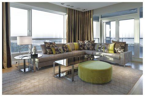 Le Park / Figuero Alcorta / Interior Design by Gunter Dillenberger