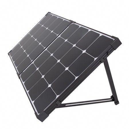 Renogy 100 Watt Eclipse Solar Suitcase W O Controller Solarpanels Solarenergy Solarp In 2020 Solar Energy Panels Solar Panel Installation Monocrystalline Solar Panels