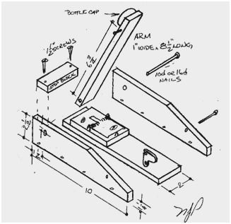 Image result for mousetrap catapult blueprints | toys to ... on