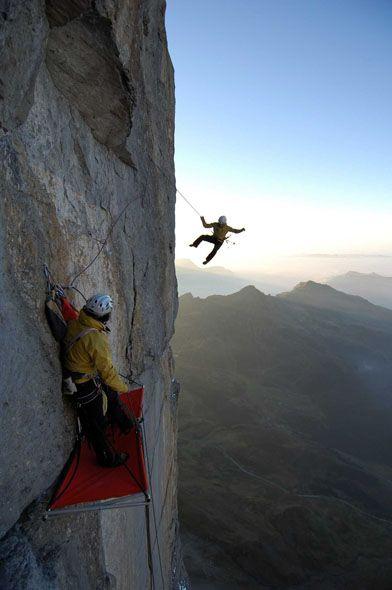 Climbing Eiger North Face & 185 best The Eiger Switzerland images on Pinterest | Switzerland ...