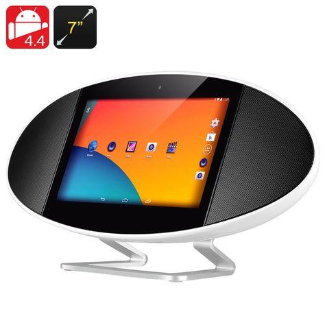 SoundPad Tablet PC +Bluetooth Speaker