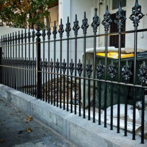 Wrought Iron Fence Privacy Panels Wrought Iron Fence Panels