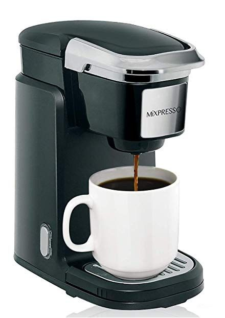 Mixpresso Single Serve Coffee Maker Single Serve Coffee Makers
