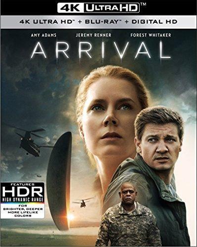 Arrival (4K UHD + Blu-ray + Digital) - Default