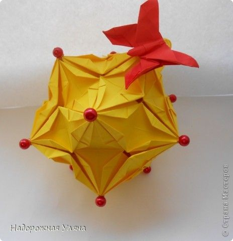 Страна мастеров оригами и схемы для самолетов 24