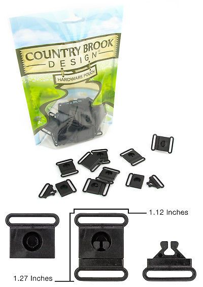 1 Inch Tongue Buckle Country Brook Design 5