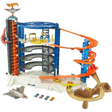 Toys Ultimate Garage Hot Wheels Hot Wheels Cars