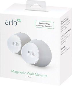 Arlo Ultra Magnetic Wall Mount (2-Pack) White VMA5000-10000S