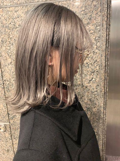 モテ重視 ミルクティーベージュは おフェロな魔法のヘアカラー