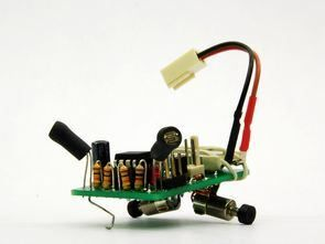 LIGHT FOLLOWING ROBOT WITH ATMEL ATTINY25 | Projects | Eagle