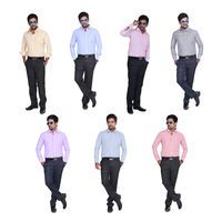 def52c7ad25 Buy Tommy Hunter Foxy 10 Pcs Mens Dress Material Collections   Just  Rs.1