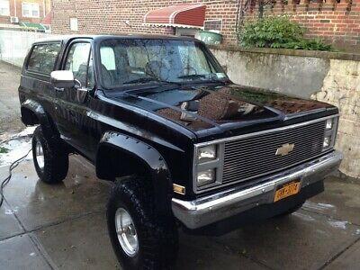 Ebay 1987 Chevrolet K5 Blazer Restored 1987 K5 Chevy Blazer K5
