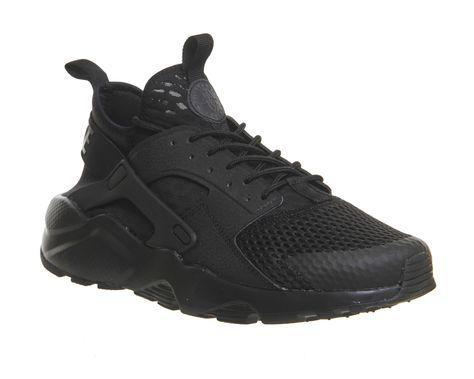 3a7d8885d6b2 Buy Black Breathe Nike Air Huarache Run Ultra M from OFFICE.co.uk ...