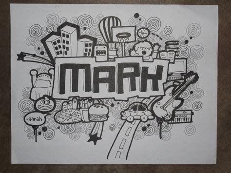 Baru 30 Gambar Grafiti Doodle Keren Poster Wall Poster Download