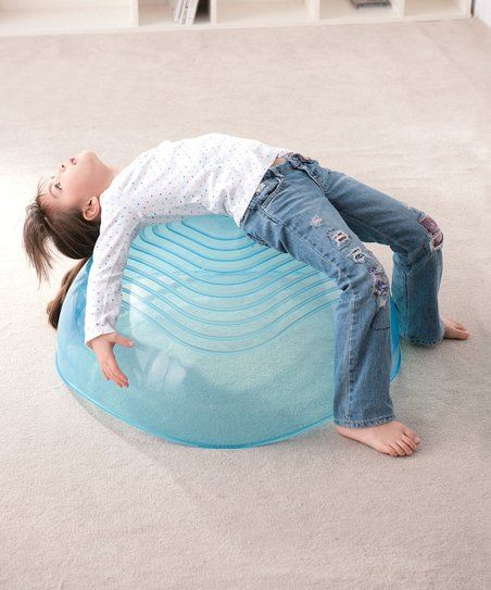 Awesome Weplay Clear Rocking Bowl Zulily Ot Sensory Equipment Ibusinesslaw Wood Chair Design Ideas Ibusinesslaworg