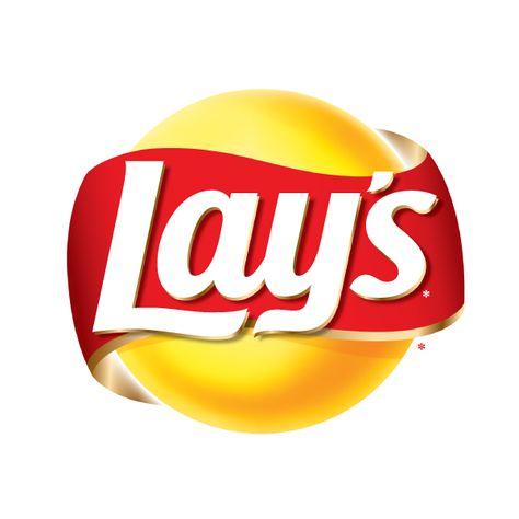 Lays Logo Kentang Gambar Fotografi Seni