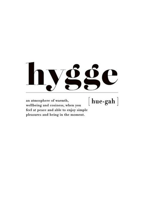 Hygge Poster in the group Posters & Prints / Sizes / 30x40cm | 12x16 at Desenio AB (3349)