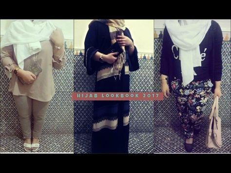 37ab4ac2e HIJAB LOOKBOOK ملابس المحجبات لوك بوك للمحجبات - YouTube