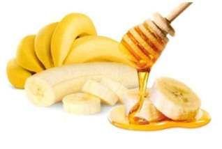 Banana Face Mask Honey Banana Honey Hair Mask Honey Water