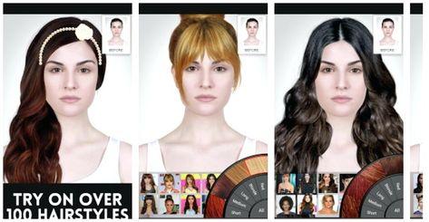 weibliche frisur app (mit bildern) | weibliche frisuren