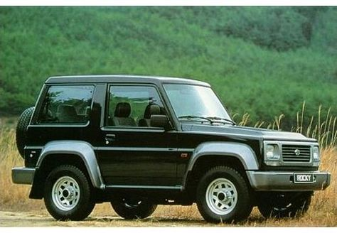 Daihatsu Rocky Daihatsu Jeep Jeep Wrangler