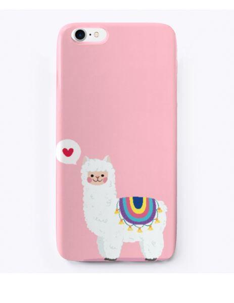 Alpaca Llama Love Iphone Case Iphone6 Iphone6s Iphone6splus