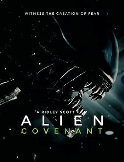 Alien Covenant Movie Poster Bing Images With Images Alien