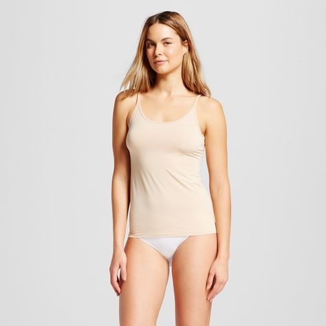 9fd8cf7dcbc3 Jky by Jockey Women's Micro Camisole Beige Xxl | Products ...