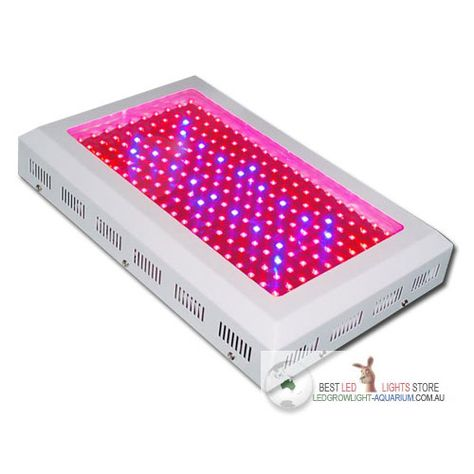 200W LED Grow Light Apply To Hydroponics Systems