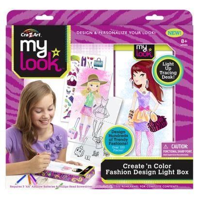 My Look Fashion Design Light Box Fashion Design Design Personalized Design