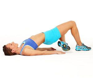 Lower body toning moves