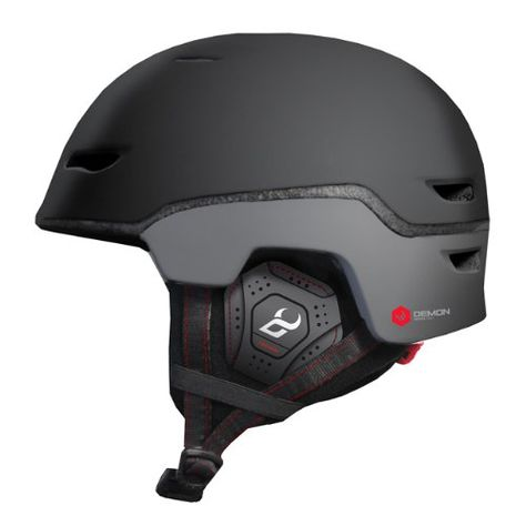Demon Switch Multi Sport Helmet W Integrated Audio Reviews
