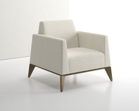 The Vertex collection offers impeccably tailored seating suited to both a formal and informal context where people connect and converse.