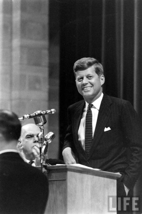 jfk a great leader who left After much back and forth with party leaders and others on the matter, kennedy  george reedy, who was johnson's second-longest-serving aide, assumed the post of press secretary when john f kennedy's own pierre salinger left that post in march 1964  the good society.