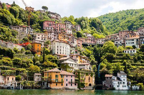 Nesso In Italien Kleiner Ort Grosses Flair Urlaubsguru De Italien Urlaub Reiseziele Reise Inspiration