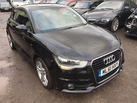 Ebay 2011 Audi A1 1 6 Tdi S Line 3dr Hatchback Accident Damage