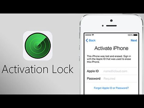 How to Check iCloud Activation Lock Status iPhone / iPad - YouTube