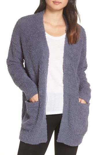 New Barefoot Dreams CozyChic Cardigan Fashion Womens Cothing. [$134] chicideas Fashion is a popular style