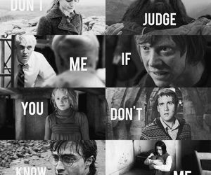Don't judge me if you don't know me. on We Heart It