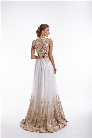 Iris Custom Dream Gowns Wedding Dresses Bridal Gowns Custom Wedding Dresses Lace Back Weddiing Dresses A Line Wedding Dresses Gold Lace Wedding Dr A Line Wedding