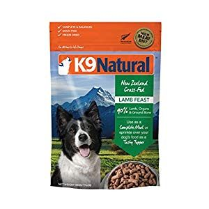 Freeze Dried Dog Food Or Topper By K9 Natural Perfect Grain Free