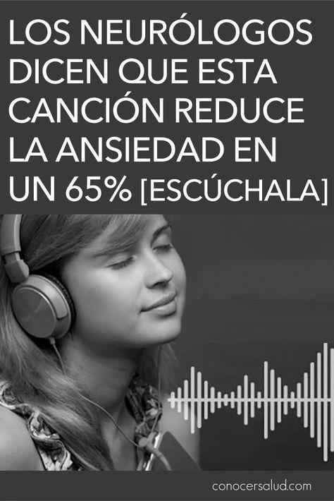 Un Estudio Encontró Que La Canción Weightless Reduce El Cansancio Fisiológico En Un 35 Ya Que Calma La Mente Parece Como Si Todo El Weightless Songs Health