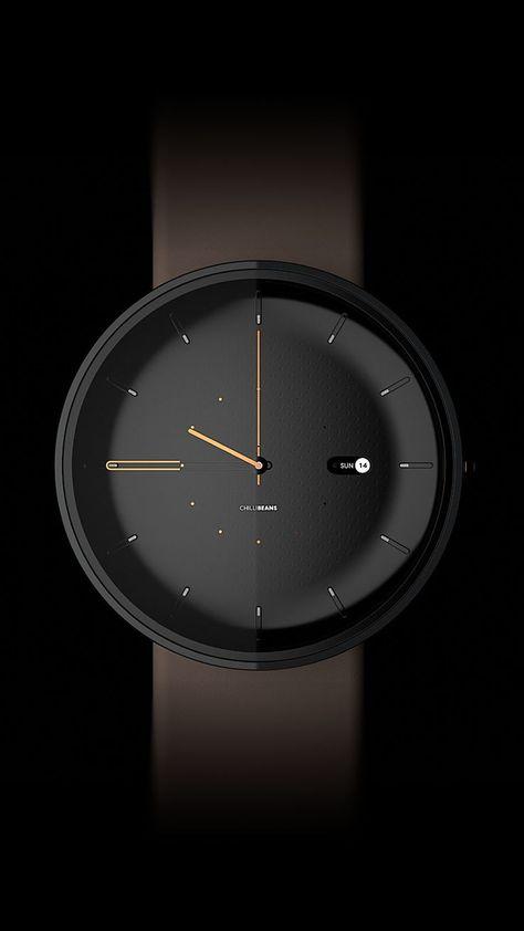 Watch esign Valkiria Inteligência Criativa - product design concept