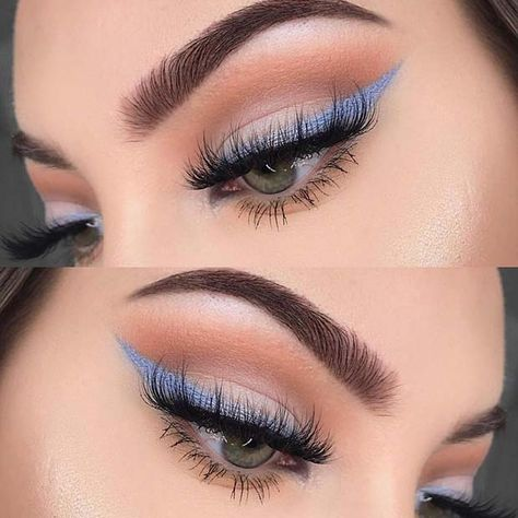 23 Pretty Eyeshadow Looks for Day and Evening