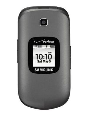 Save $7 on Verizon Wireless Prepaid – Samsung Gusto 2 No-Contract Mobile Phone – Black for just $2.99 at BestBuys