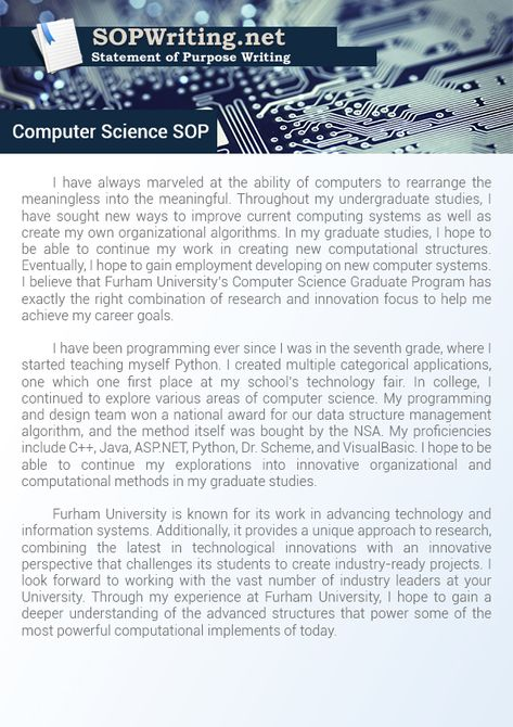 Are you looking for a computer science statement of purpose writing - new 10 personal statement for scholarship
