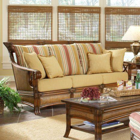 Wicker Living Room Furniture, White Wicker Living Room Furniture