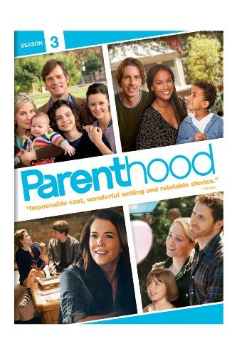 Parenthood-chock full of the warm and fuzzies but not in an obnoxious Hallmark channel way